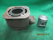 Kawasaki AR125 cylinder barrel with piston