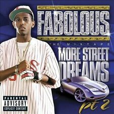 More Street Dreams, Pt. 2: The Mixtape [PA] by Fabolous (CD, Nov-2003, Elektra (