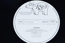 CREAM -s/t- LP 1975 RSO Promo Archiv-Copy mint