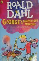 George's Marvellous Medicine (Colour book and CD), Dahl, Roald, Very Good Book
