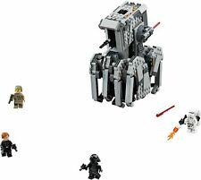 LEGO 75177 Star Wars First Order Heavy Scout Walker - Complete - Pre-Owned