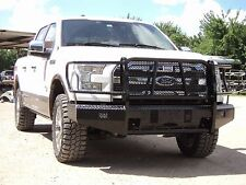 New Ranch Hand Front Bumper 2015 2016 2017 Ford F150 Ford F150 FSF15HBL1