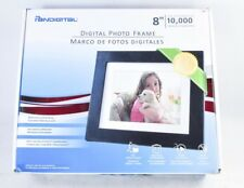 Pandigital Digital Photo Frame with Remote, 8in LCD Screen