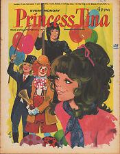 Princess Tina Magazine 27 February 1971    Clodagh Rodgers