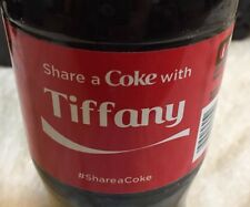 Share a COKE with Tiffany 20floz Collectible Bottle Rare Coca-Cola HTF 2015