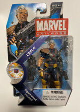 Marvel Universe hasbro CABLE 3.75 Action Figure - Series 3 X-Men