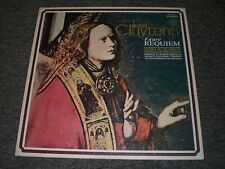 Andre Cluytens~Faure: Requiem~Angel AA 9004~RARE Japanese IMPORT~FAST SHIPPING