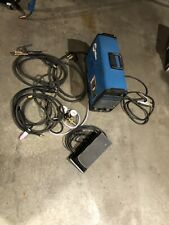 New Listingmiller Dynasty 200 Dx Tig Welder Complete Tested Free Shipping With All Leads