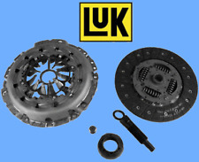 Clutch Kit LuK Replace Audi OEM# 6243568000 for Audi A4 + Quatro 2.0L AWD FWD