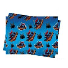 Spiderman Homecoming Plastic Tablecover 120x180cm Birthday Party Tableware