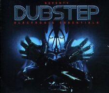 SEVENTY DUBSTEP-ELECTRONIC ESSENTIALS  4 CD NEUF