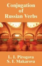 Conjugation of Russian Verbs (Paperback or Softback)