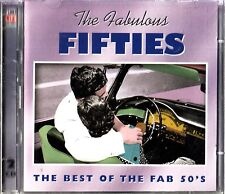 TIME LIFE- Best of The Fabulous Fifties FAB 50s Pop Rock 2-CD Elvis/Jim Reeves