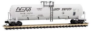 Micro-Trains MTL N-Scale 56ft GS Tank Car Nacionales de Mexico/NdeM #54272