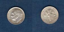 Etats Unis USA United States - Roosevelt Dime 1963 SUP Silver Argent