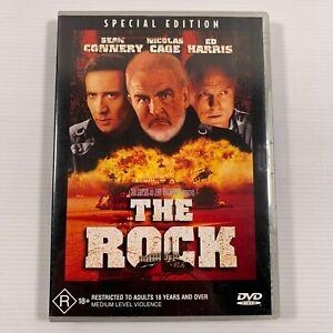 The Rock (DVD, 2001) 1991 film Nicolas Cage Sean Connery Region 4
