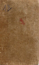 BIGARREAU, par André THEURIET, Editions Alphonse LEMERRE
