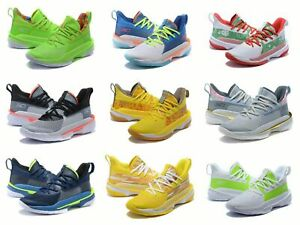Hot Sale!Men's&Women's Under Armour curry 7 training basketball shoe US7-12