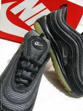 Nike AIR MAX 97 Black Silver Bullet Scarpe Da Ginnastica-UK 10 EUR 45 RRP £ 150 Nuovo di zecca con scatola