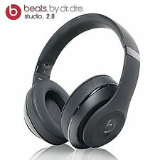 Beats by Dr. Dre Studio 2.0 Wireless OvertheEar Headphones Wireless Matte Black