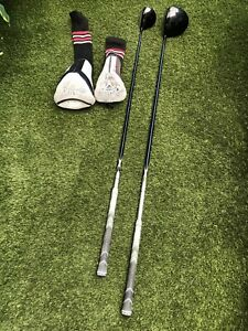Callaway Driver and 5 Wood