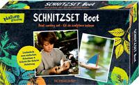 Schnitzset Boot Nature Zoom Spiegelburg 13885