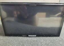 Alpine ILX-007 In-Dash System with Apple CarPlay, Black VG