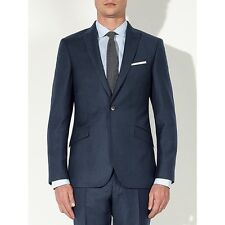 Kin by John Lewis Boston Milling Twill Slim Fit Petrol Jacket Size 36R £109 BNWT
