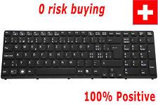 For Sony Vaio SVE17 SVE1711R1E SVE1713L1E Keyboard Swiss German Tastatur Backlit
