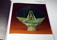 Make Buddha Sculpture by ORIGAMI (paper folding) book buddhist statue #0901