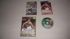 Xbox Primer Modelo Juego NBA 2003 Inside Drive