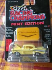 Racing Champions Mint 1957 Chevy Belair #21 1:64