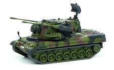 Schuco 452635500 Gepard Flakpanzer Bundeswehr getarnt HO 1:87 NEU