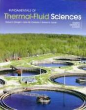 Fundamentals of Thermal-Fluid Sciences (Si Units) by Turner, Cengel and...