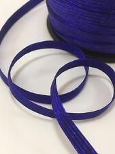 1M + 1M FREE! Shiny elastic lurex ribbon cord trim Christmas 6.5mm Gift wrap