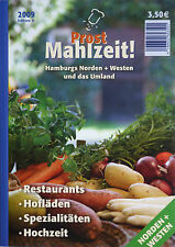 Peppel, Büker: Prost Mahlzeit! Hamburgs Norden + Westen und das Umland