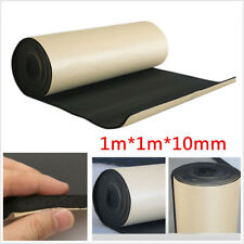 1m*1m*10mm Car Soundproof Noise Insulation Sound Deadener Acoustic Foam Material