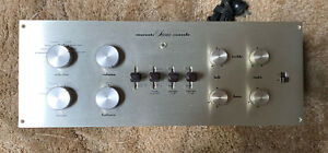 Marantz Model 7 Tube Control amplifier Preamp fully serviced Serial #13601