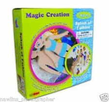 Edushape Magic Creations Splash of Fashion Foam Kit by Edushape New