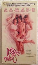 Live Nude Girls (NEW SEALED VHS, 1996) KIM CATTRALL DANA DELANY RARE HTF