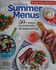 2013 SUMMER MENUS  THE BEST OF FINE COOKING SPECIAL EDITION