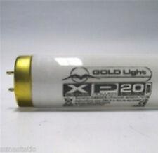 Tubi neon Gold Light X Power 20/140W lampada abbronzante doccia solare