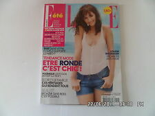 ELLE POCHE N°3316 17 JUILLET 2009 LOUISE BOURGOIN LINDSAY LOHAN CRUISE HOLMES