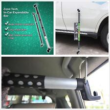 Expandable In-Car SUV Clothes Hanger Rod Bar Premium Quality Garment Rack Holder