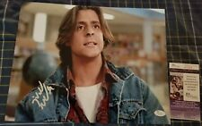 Judd Nelson (Breakfast Club) Signed 11x14 in person. JSA CERTIFIED