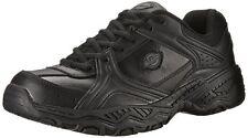 NEW*Mens Black DICKIES Venue Work Shoes*Memory Foam*Slip Resistant*Size 9.5