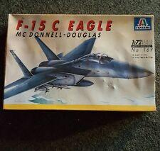 Italeri 1:72 model F-15 C Eagle Mcdonnell- Douglas