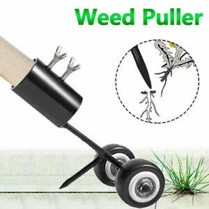 Weeds Snatcher Tool Weeding Hook Puller Weed No Bending Down Remover Tool Garden