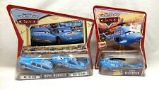 Disney Pixar Cars Movie Moments Mr. The King & Mrs. The King   Dinoco Helicopter