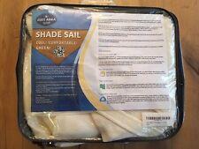 BRAND NEW Cool Area Triangle 9 Feet 10 Inches Sun Shade Sail, UV Block Fabric
